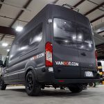 Factory Tour How Vandoit Turns Ford Transits Into Adventure Ready Custom Camper Vans Bikerumor