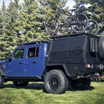 Mopar Jeep Gladiator Overland Concept Vehicle Is A Backcountry Mtb Dream Truck Bikerumor