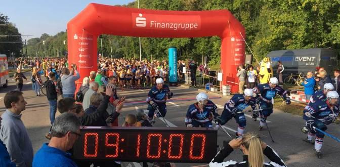 Marathon No. 4: 12. Einsteinmarathon Ulm 25.09.2016