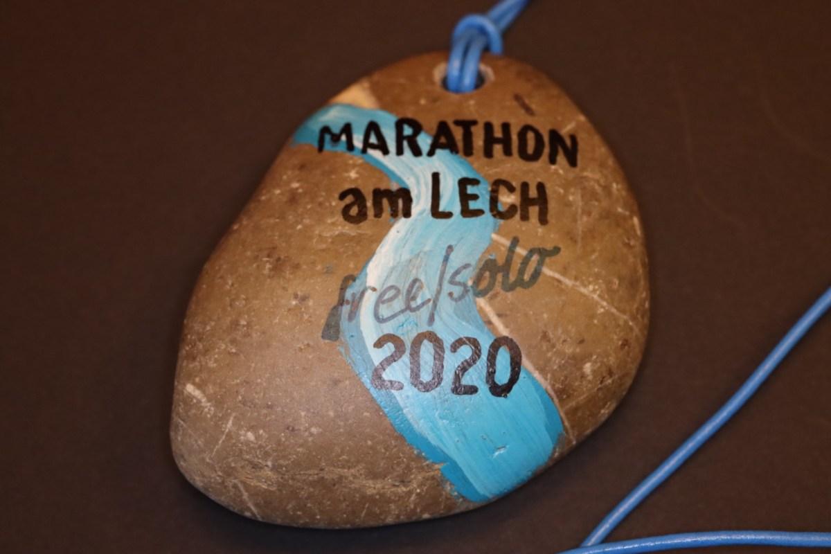 Marathon No. 14: 1. Marathon am Lech – free&solo