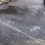 black ice skid testsblack ice skid tests