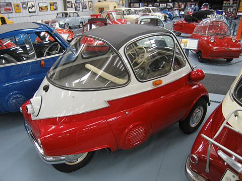 1956 BMW Isetta 300.