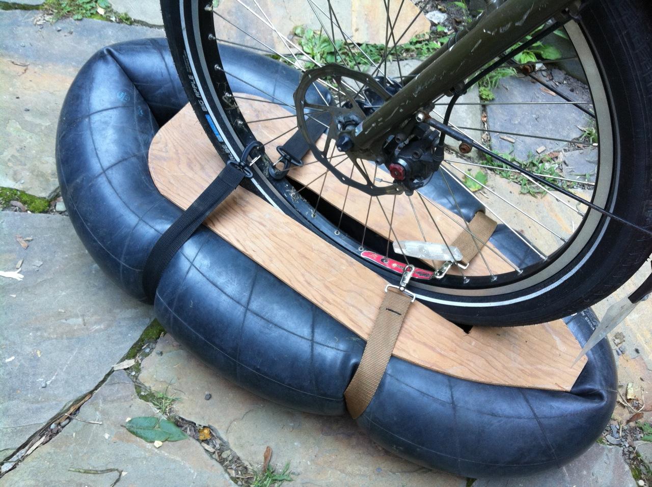 Aqua-Xtracycle, the Amphibious Bicycle - Bikes As ...