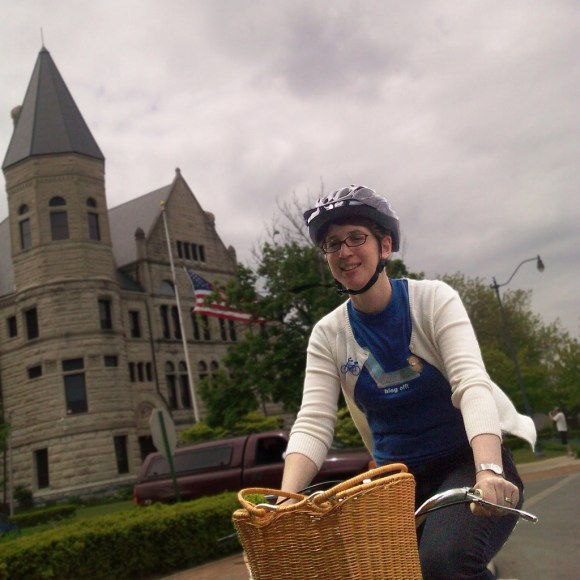 Bike to Work Day, Richmond, Indiana 2009