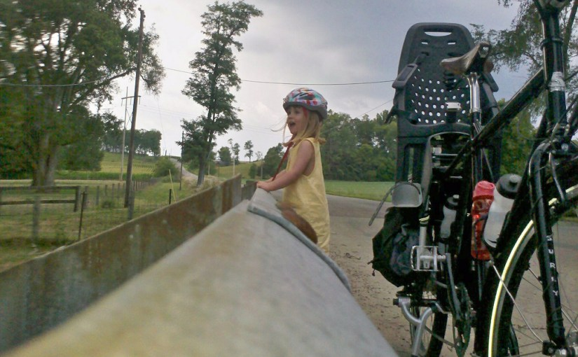 Counting Cows: Our Favorite Family Bike Touring Game