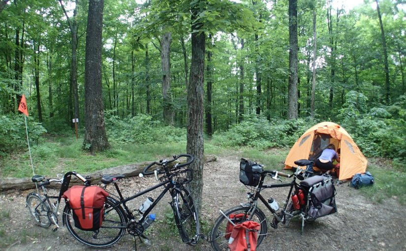 Top Five Tools for Bike Tour Route Planning