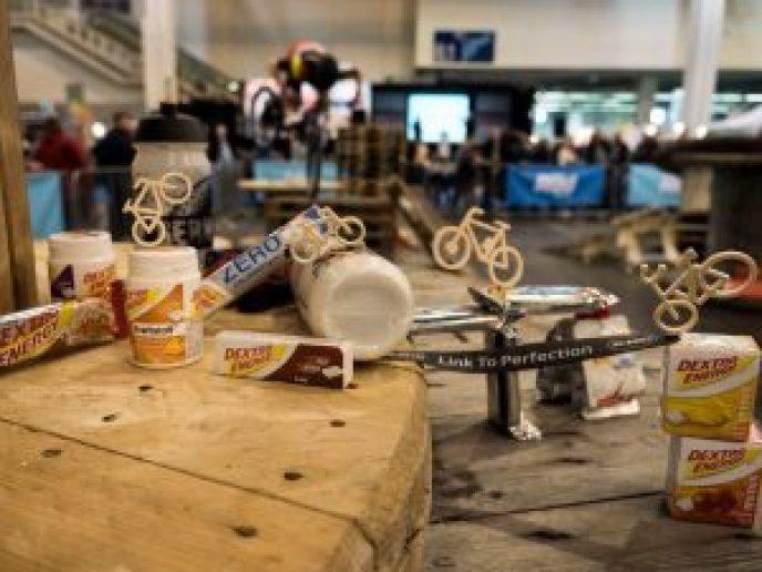 Show Fahrrad Messe Essen Dextro Energy