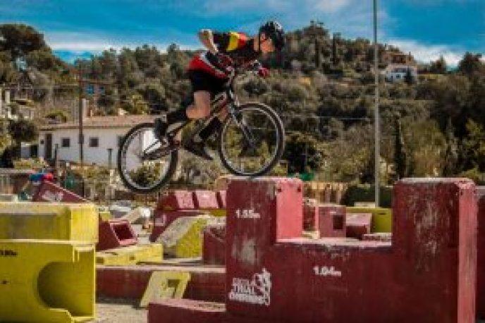 Trainingslager Spanien Jannis Orrius