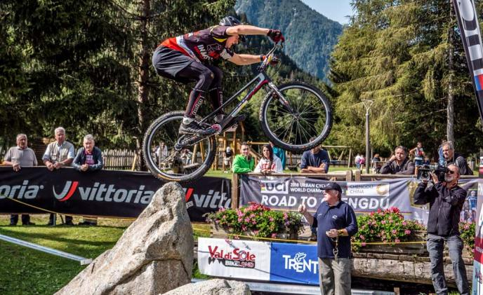 Jannis Oing Weltcup Val di Sole