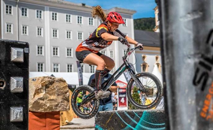 Worldcup Salzburg - Celina Römmelt