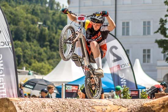 UCI Trial Weltcup: Auftakt in Salzburg