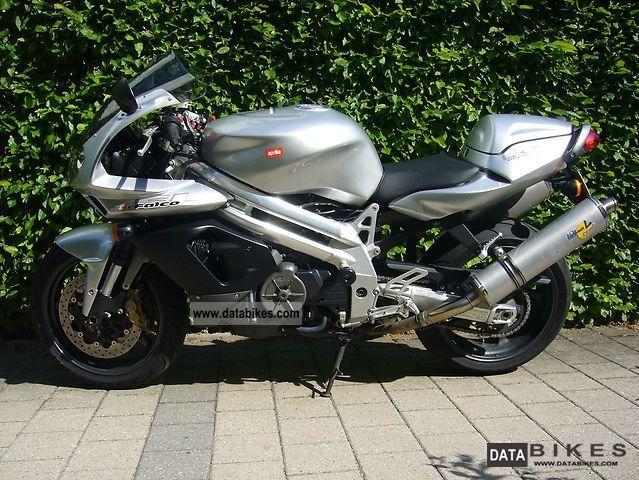 2004 Aprilia Sl 1000 Falco Photos