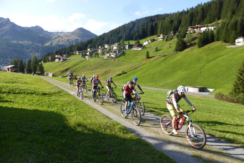 Bikeweekend_Davos_1791 - Bikeschule SWISS/Olten