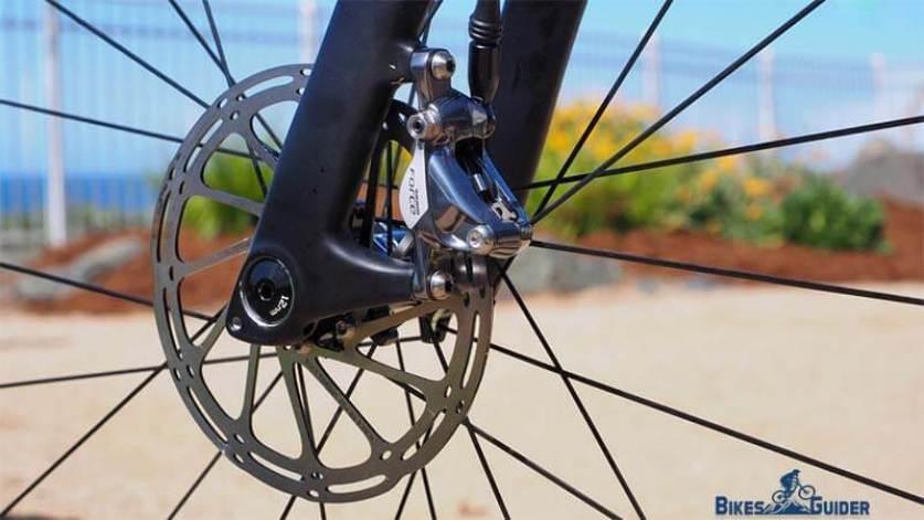 Converting Bike from Rim Brakes to Disc Brakes