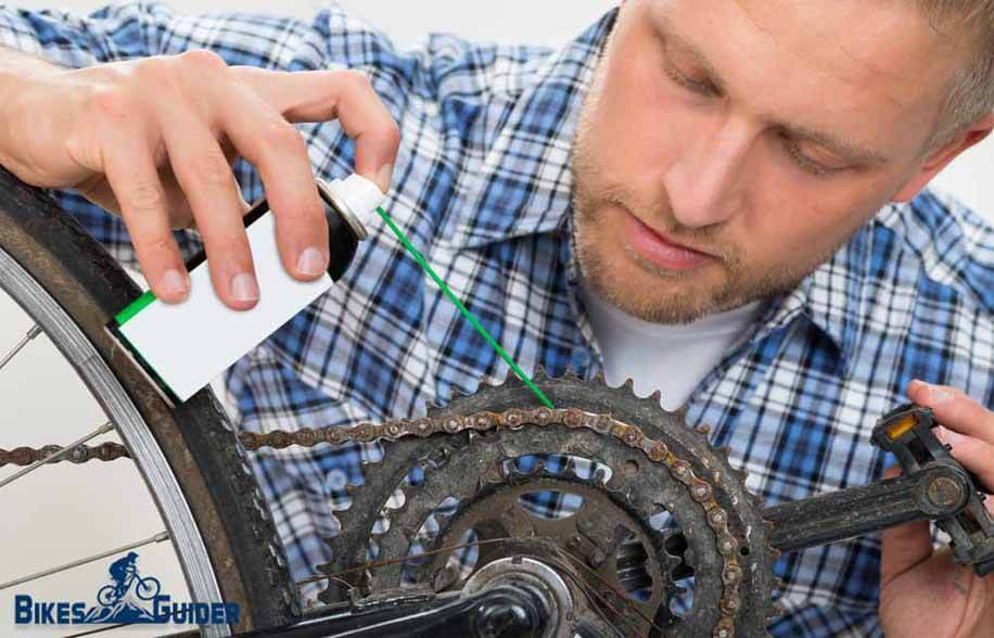 How to Lube Bicycle Chain