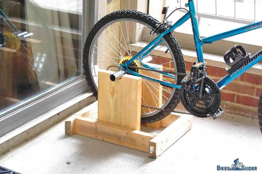 How to Make a Bike Stationary for Exercise at Home
