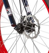 Mongoose Fat Bike Brakes