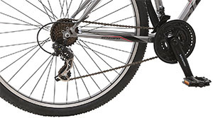 schwinn 29 inch mountain bike drive train