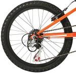 Cobra 20 Inch Boys Mountain Bike Drive Train