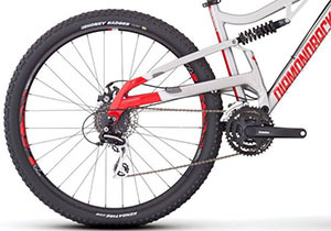 Diamondback Bicycles Recoil 29er Gearing System