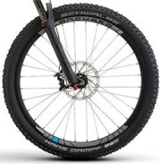 Diamondback Release Tires & Rims