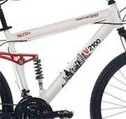 Genesis Mountain Bike Frame