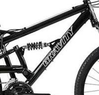 Gravity Mountain Bike Frame