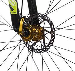 Merax Finiss 26 Mountain Bike Brake
