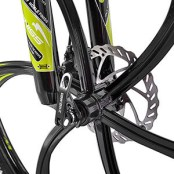 Merax Aluminum 21 Speed Bike - Disc Brake