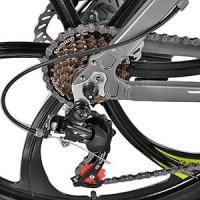 Merax Finiss 26 MTB Specs - Gear