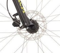 Raleigh Tokul Disc Brakes