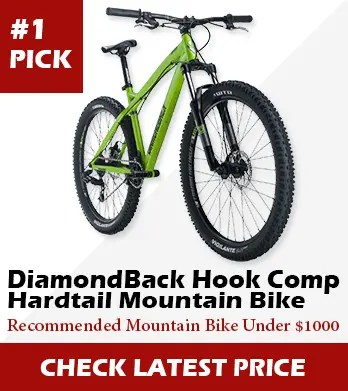 Best Mountain Bikes Under 1000 Dollars