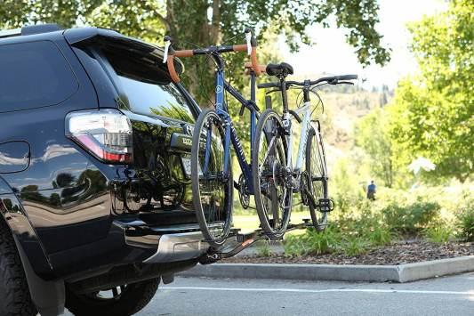 Swagman XC Cross Country 2-Bike Hitch Mount Rack