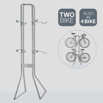 Delta Cycle Michelangelo Two-Bike Gravity Stand
