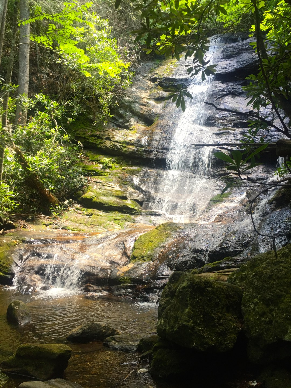 Ranger Falls, Highlands, NC