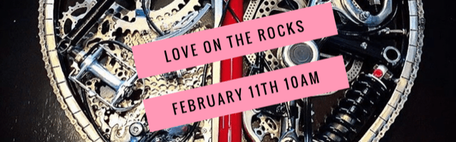 3rd Annual Love on the Rocks!