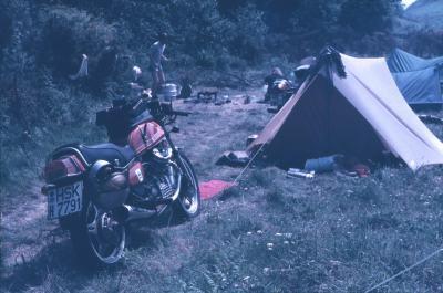 Campsite Laural Bank