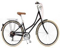 Despite the fact that this bike has got a pretty big name, its features suggest that its name might be the only factor which could let it down in the long run. Coming just under $300, this bike has the curves, an open and step-through bike frame.