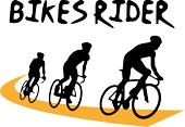 Bikes Rider Logo