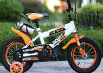 kids bike wheel sizes