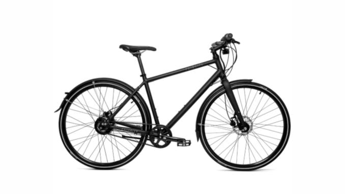 Priority Bike - Continuum Onyx