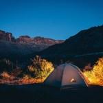 バイクキャンプに持っていくテントの選び方