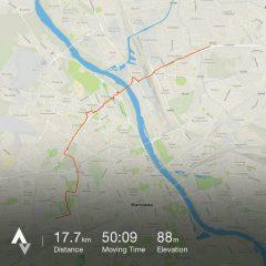Jak fajnie jest pojechać rowerem do pracy...