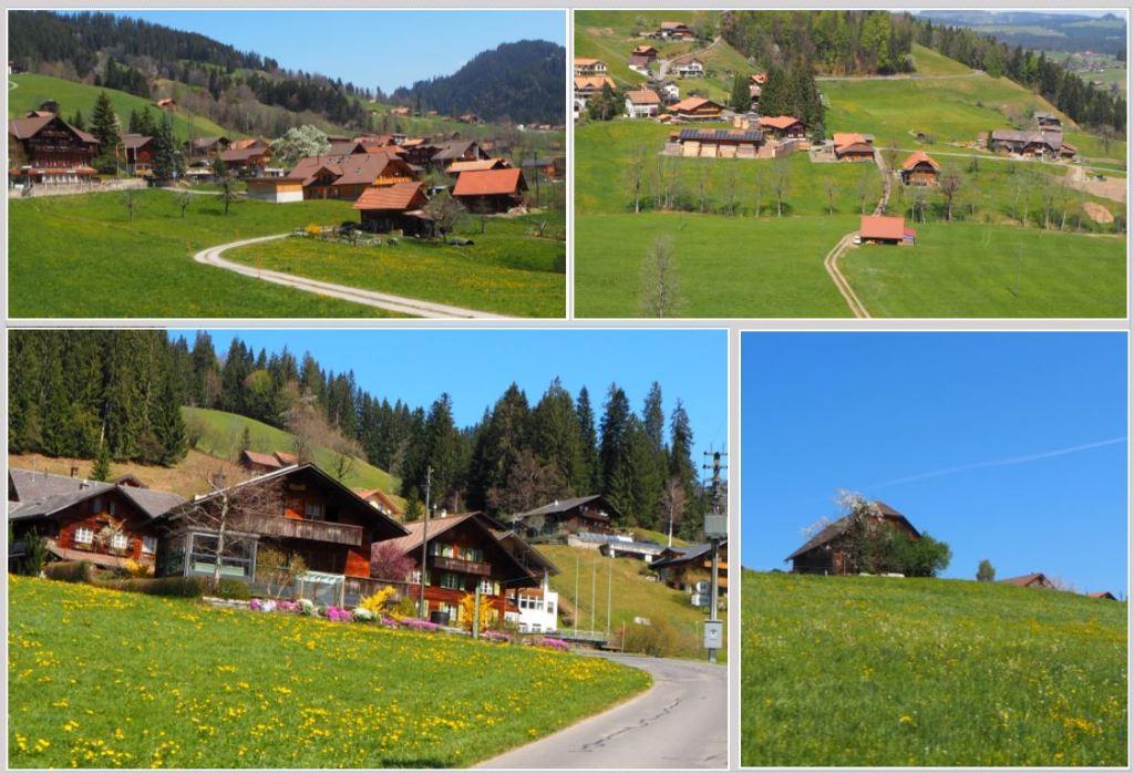villages jurassiens