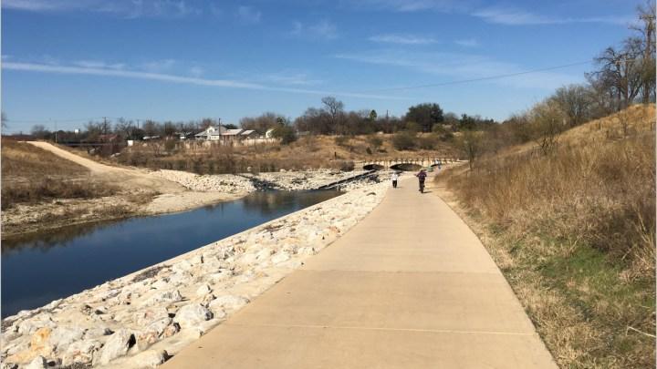 The San Antonio River Ride