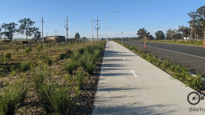 Add 25km and more to your M7 Cycleway Ride