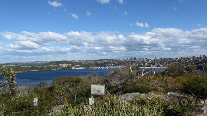 Manly to Dubroyd Head and Sandy Bay