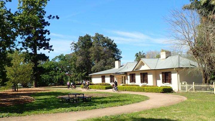 The Heritage of Parramatta