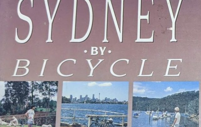 Botany Bay Foreshores  1990 – Ride 5