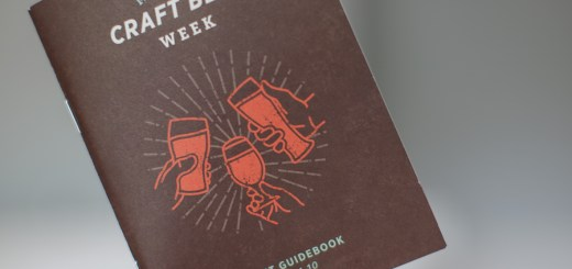 2015 Madison Craft Beer Week Guidebook